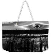 Eye Over Everglades Weekender Tote Bag