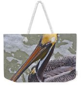 Eye To Eye Weekender Tote Bag