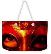 Eyes Behind The Mask Weekender Tote Bag