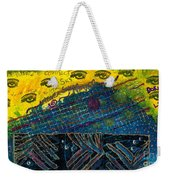 Eyes In The Sky Weekender Tote Bag