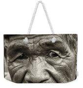 Eyes Of Soul Weekender Tote Bag by Skip Nall