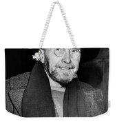 Ezra Pound (1885-1972) Weekender Tote Bag