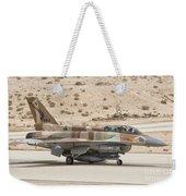 F-16i Sufa Fighting Falcon Weekender Tote Bag