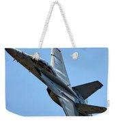 F-18 Hornet Weekender Tote Bag