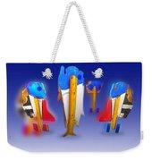 Fab Four Weekender Tote Bag