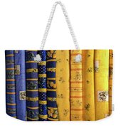 Fabrics From Provence Weekender Tote Bag