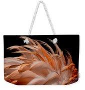Fabulous Flamingo Feathers Weekender Tote Bag