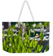 Fabulous Water Hyacinth  Weekender Tote Bag
