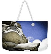 Face Of Courage Weekender Tote Bag