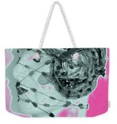 Faced With Doubt Weekender Tote Bag