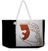 Faces - Tile Weekender Tote Bag