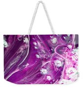 Faces In The Midst Weekender Tote Bag
