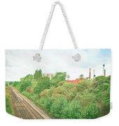 Factory And Trainlines Weekender Tote Bag