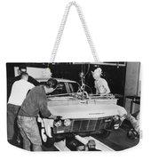 Factory: Chevrolet, 1960s Weekender Tote Bag