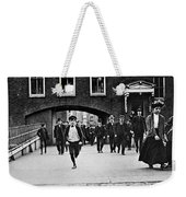 Factory Workers, 1909 Weekender Tote Bag