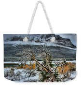 Fading Colors Weekender Tote Bag