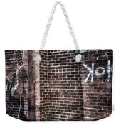 Fading Is One Way To Pass Into The Future Weekender Tote Bag