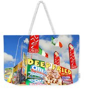 Fair Food Weekender Tote Bag