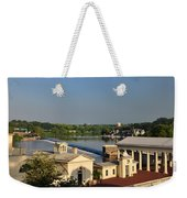 Fairmount Waterworks And Dam Weekender Tote Bag