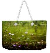 Fairy Meadow Weekender Tote Bag