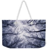 Secret Forest Weekender Tote Bag