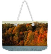 Fall Abounds Weekender Tote Bag