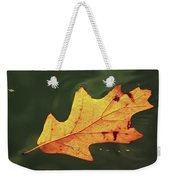 Fall Away Weekender Tote Bag
