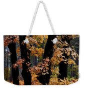 Fall Beckons  Weekender Tote Bag