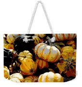 Fall Bounty Weekender Tote Bag