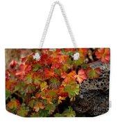 Fall Brilliance Weekender Tote Bag