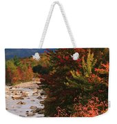 Fall Color In The White Mountains Weekender Tote Bag