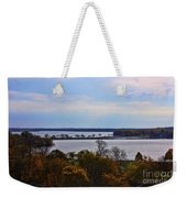 Fall Colors In Madison Weekender Tote Bag