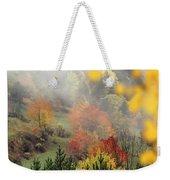 Fall Colours Weekender Tote Bag