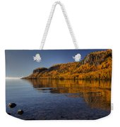 Fall Colours In The Squaw Bay II Weekender Tote Bag