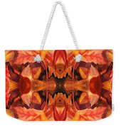 Fall Decor Weekender Tote Bag