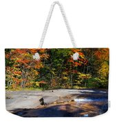 Fall Falls Weekender Tote Bag