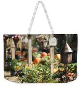 Fall Garden Weekender Tote Bag