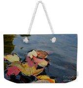 Fall Gathering Weekender Tote Bag