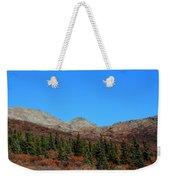 Fall In Denali Weekender Tote Bag