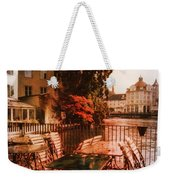 Fall In Lucerne Switzerland Weekender Tote Bag