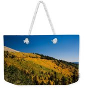 fall in Ruidoso Weekender Tote Bag