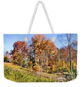 Fall In The Foothills Weekender Tote Bag