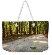 Fall In The Park Weekender Tote Bag