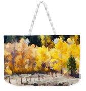 Fall In The Sierra Weekender Tote Bag