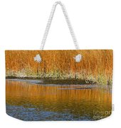 Fall In Yellowstone National Park Weekender Tote Bag