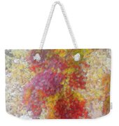 Fall Leaves Weekender Tote Bag