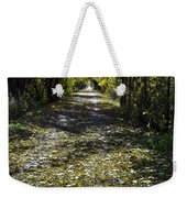 Fall On Macomb Orchard Trail Weekender Tote Bag