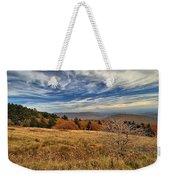 Fall On Whitetop Mountain Weekender Tote Bag