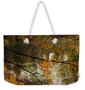 Fall River Branches Weekender Tote Bag