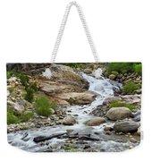 Fall River Falls Weekender Tote Bag